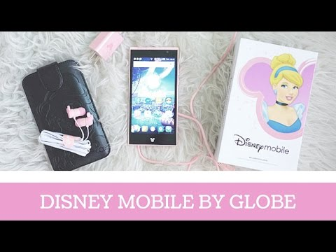 HANDS ON: GLOBE DISNEY MOBILE PRINCESS PHONE #SHARETHEMAGIC