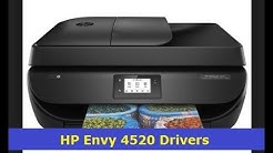 How To Install HP Envy 4520 Drivers