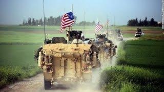 BREAKING Turkey Military @ Syria Border plans imminent attack on USA backed Kurds January 15 2018