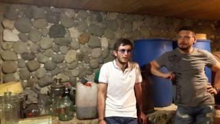 Абхазия изнутри!.. один день в абхазском доме... или поместье)... что будем пить?!