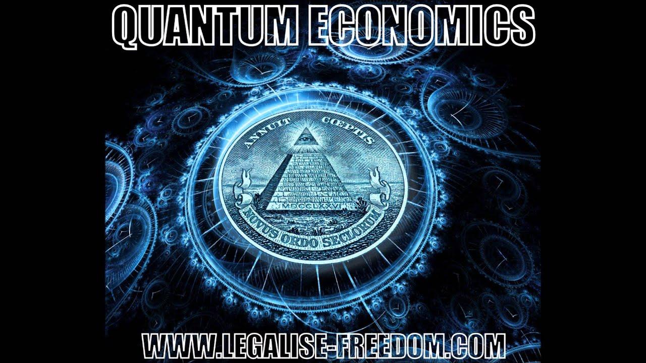 quantum economics the new science of money