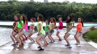 Cola Song INNA Feat J Balvin Choreography By Dance Academy