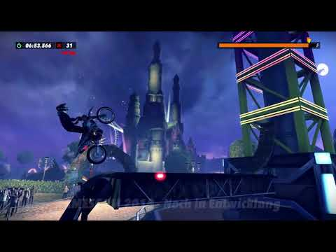 Trials: Rising Hands-on (bad) Gameplay