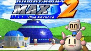 GBA Bomberman Max 2: Blue Advance