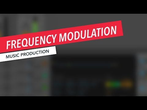Frequency Modulation | Ableton Live | Operator | Music Production | Berklee Online