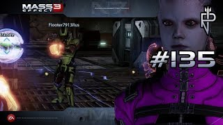Let's Play ☄ Mass Effect 3 ★ #135 MP: Mit Flooter7913Rus in Feuerstellung Gigant [Outtake]