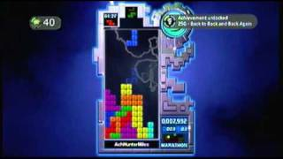Tetris Evolution: 185 Gamerscore