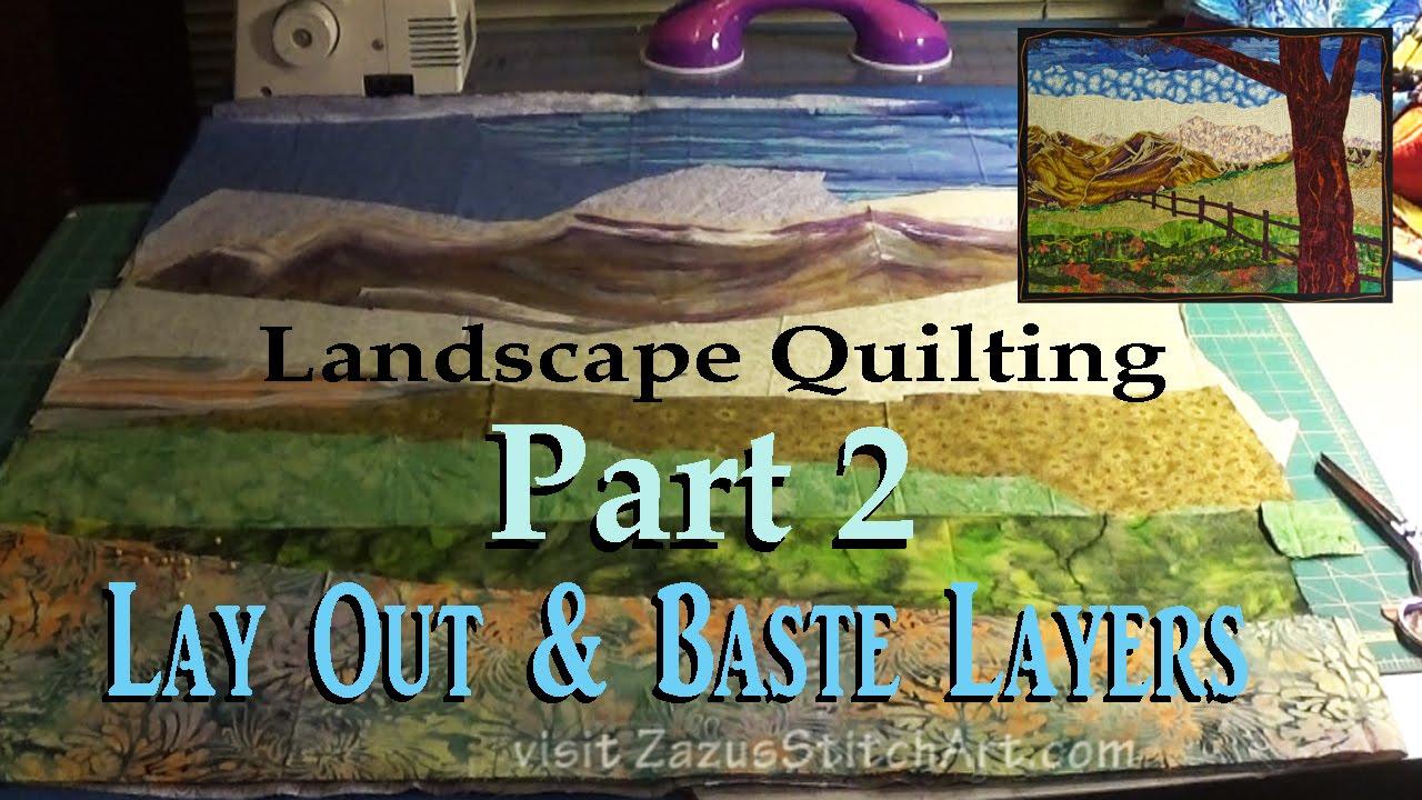 Landscape Quilt Patterns Unique Inspiration Design