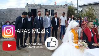 Aras müzik ozan kemal ardahan halay2019