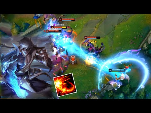 5 Storm Dragon LEE SINs COMBOS/Mechanics TESTs | 1-FOR-ALL GamePlays | League of Legends