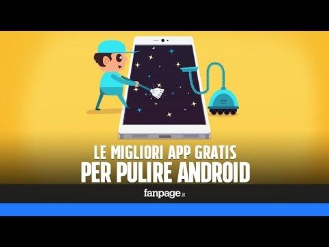 Le migliori app gratis Android per liberare spazio