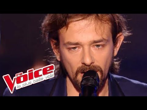 Johnny Hallyday – Je te promets | Clément Verzi | The Voice France 2016 | Blind Audition