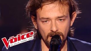 Johnny Hallyday - Je te promets Clement Verzi The Voice France 2016 Blind Audition