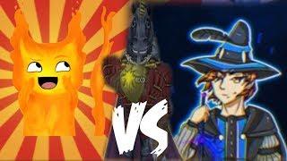 Wizard101: Its Michael vs JamesTheAce?!