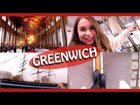 Greenwich London Vlog - Cutty Sark & Royal Observatory Pt. 2