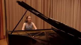 "Maarder - Nocturne in A minor, ""Chopin's Heart"". Jennifer Nicole Campbell, piano."