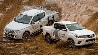 видео Дебют двух новых кроссоверов Hyundai Santa Fe 2013