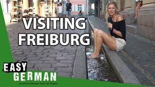 Visiting Freiburg | Easy German 313