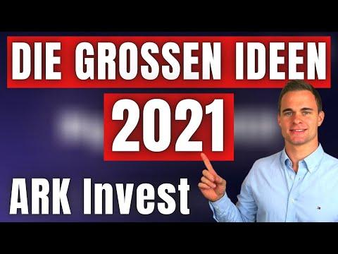 Megatrends 2021 | ARK INVEST: Zusammenfassung für Investoren