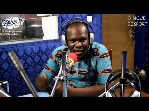 SPORTFM TV - DINGUE DE SPORT DU 29 OCTOBRE 2018 PRESENTE PAR FRANCK NUNYAMA
