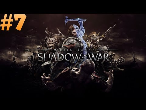Let's Play Shadow of War  - Stealth focus Nemesis Difficulty Ep 7