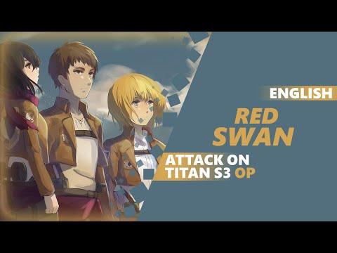 ENGLISH ATTACK ON TITAN S3 - Red Swan [Dima Lancaster]