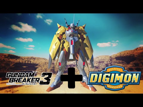 Gundam Breaker 3 Custom Builds