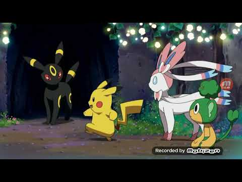 Pokemon:Eevee And Friends