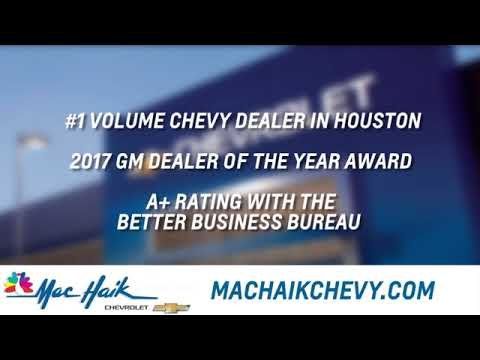 Mac Haik Chevrolet Houston TX   Why Buy From Mac Haik Chevrolet