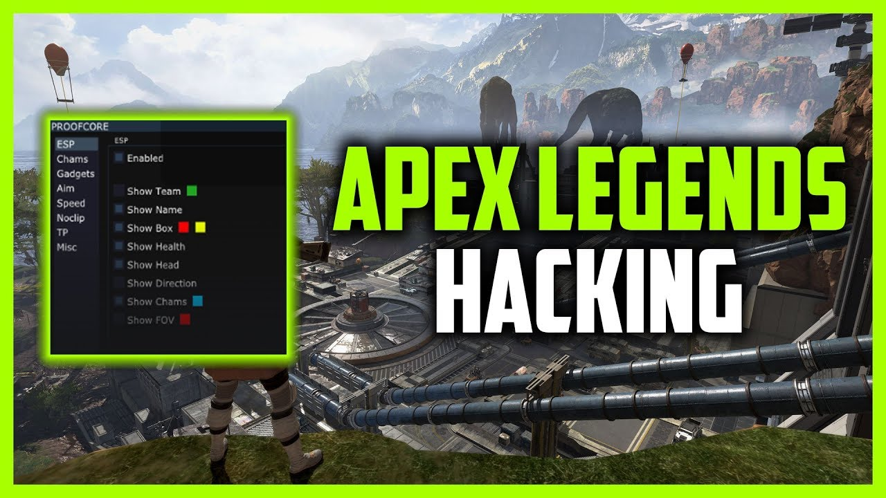 APEX: LEGENDS Cheat - APEX: LEGENDS - PROOFCORE