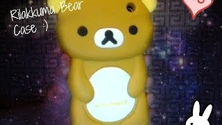Rilakkuma Bear Case | IPhone 3GS Thumbnail