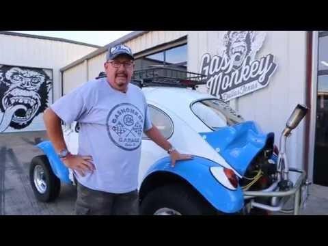 Tony Taylor's Baja Bug