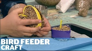 Bird Feeder - Craft
