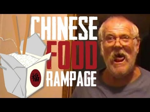 Chinese Food Rampage