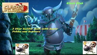 Easily Win Clash of Clans Builder base Battles with Super Pekka and Bomber combo - Clash Club