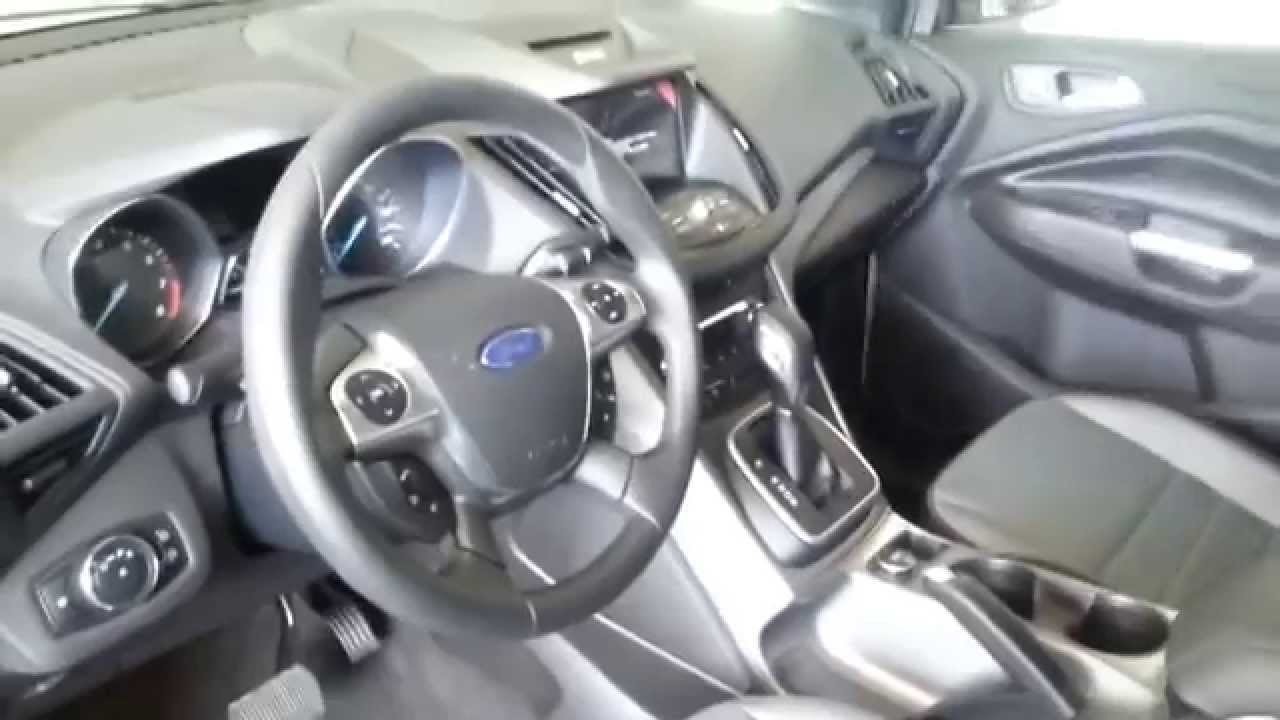 Ford Escape Ecoboost >> Interior Ford Escape Ecoboost 2014 video versión Colombia - YouTube