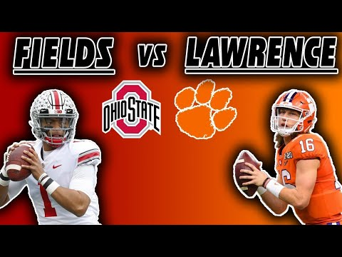 Who is Better: Justin Fields or Trevor Lawrence? (2021 NFL Draft Breakdown)