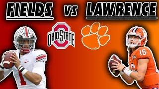 Who is Better: Justin Fields or Trevor Lawrence? (2021 NFL Draft Breakdown)