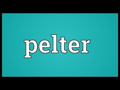 Header of pelter