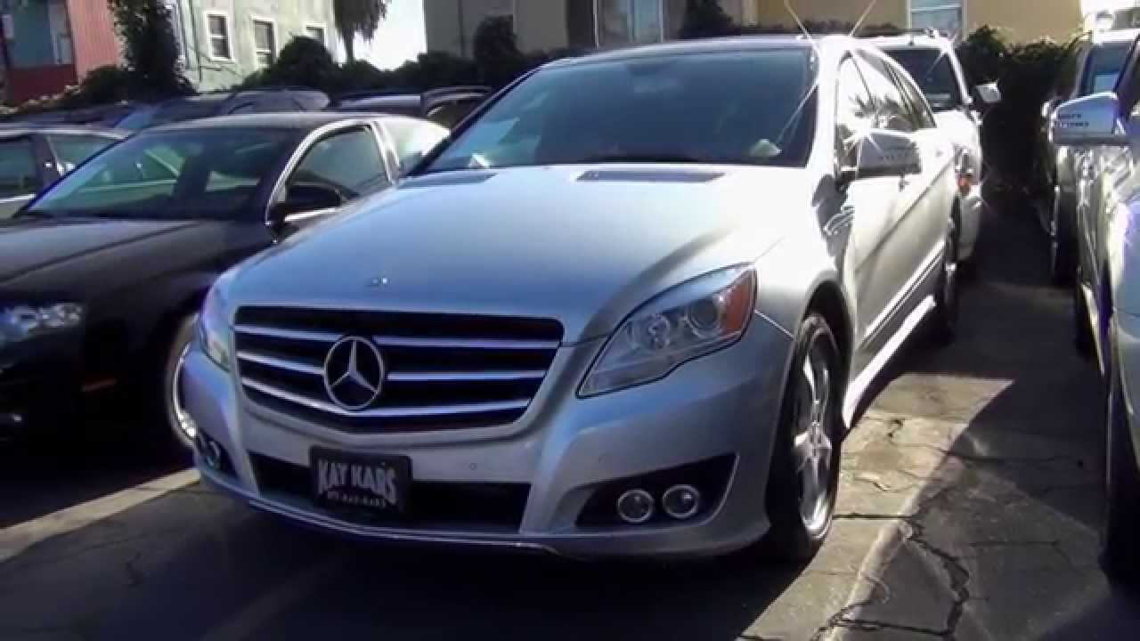 2011 mercedes benz r350 used car for sale hollywood los for Mercedes benz r350 used for sale