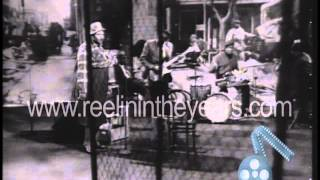 This was shot in Germany during the famed American Folk Blues Festi...