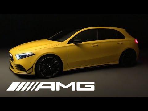 Mercedes-AMG A 35 Walkaround