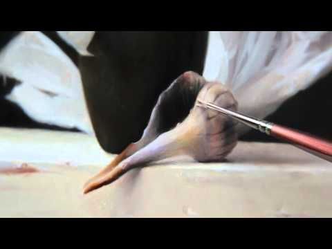 Painting Edges in Color: Indirect Painting Video by Sadie Valeri