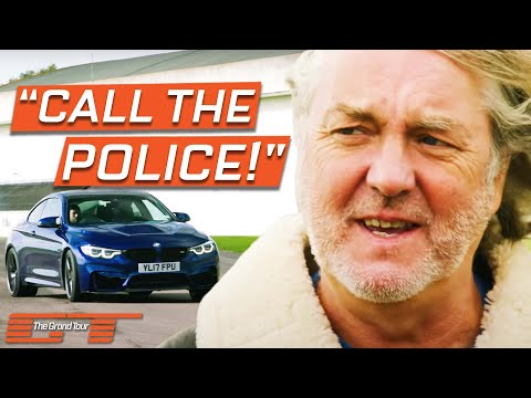 Making The Grand Tour: James's Candidate for the Driver