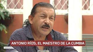 Antonio Ríos, el maestro de la cumbia