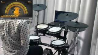 V-Drums Friend Jam Demo #1: Performed by Riku Taira