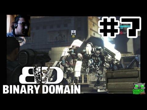 Let's Play Binary Domain con Monox (parte 7)