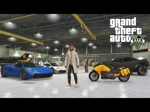 GTA 5 Online Ill-Gotten Gains Update DLC: New Progen T20, Coil Brawler and Marksman Pistol