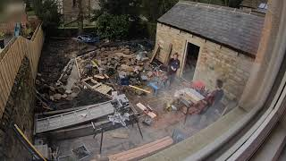 Garden Transformation Time-lapse
