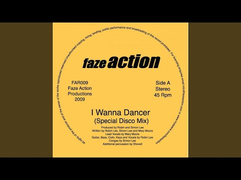 I Wanna Dancer (Special Disco Mix)